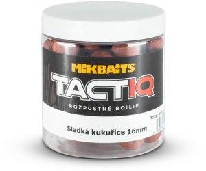 Mikbaits Rozpustné boilie TactiQ Sladká kukuřice 250ml - 20mm