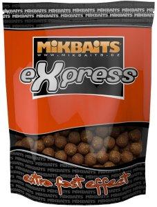 Mikbaits Boilie eXpress 18mm 1kg - Sladká kukuřice