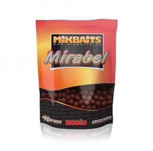 Mikbaits Boilie Mirabel 12mm 250g - Ananas N-BA