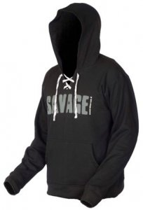 Savage Gear Mikina Simply Savage Hoodie Pullover - XL