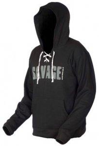 Savage Gear Mikina Simply Savage Hoodie Pullover - XXL