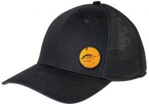 Zeck Přívlačová kšiltovka Mesh Cap Just Black