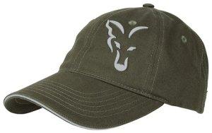 Fox Kšiltovka Green & Silver Trucker Baseball Cap