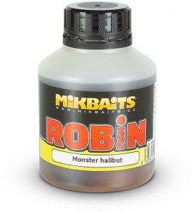 Mikbaits Robin Fish booster 250ml - Monster halibut