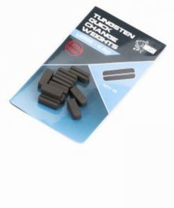 Nash Závaží na montáž Tungsten Quick Change Weights - Large