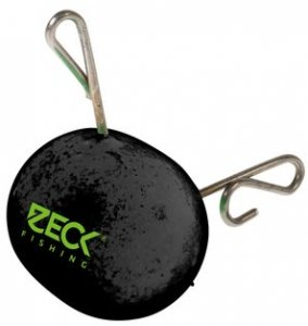Zeck Sumcová zátěž Cat Fireball PRO Black - 100 g