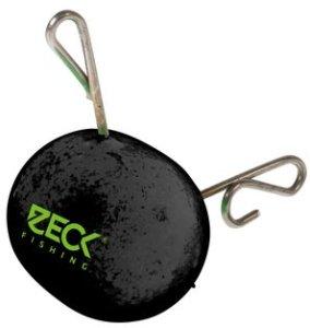 Zeck Sumcová zátěž Cat Fireball PRO Black - 150 g