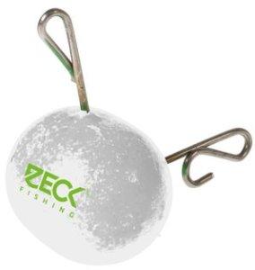 Zeck Sumcová zátěž Cat Fireball PRO White - 150 g