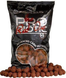 Starbaits Boilie Probiotic Red One - 24mm 2,5kg