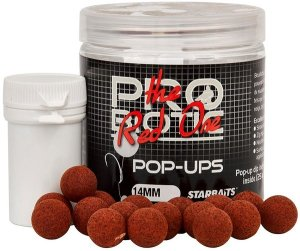 Starbaits Plovoucí boilie Probiotic Red One 60g - 14mm