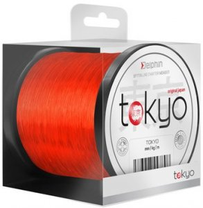 Delphin Vlasec Tokyo oranžový - 0,33mm 1100m