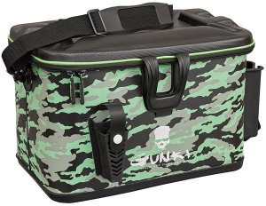 Gunki Nepromokavá taška Safe Bag Edge 40 Hard Camo