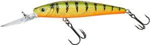 Gunki Wobler Mothra Strass Perch - 9cm - plovoucí