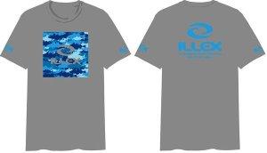 Illex Tričko TS Sea Camo - XL
