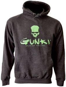 Gunki Mikina s kapucí Dark Smoke - XL