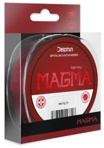 Delphin Monofil Magma bordový - 0,261mm 12,6lbs 5000