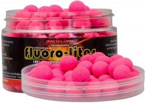 Starbaits Plovoucí boilie Pop Up Fluoro Lite růžová - 10mm  60g