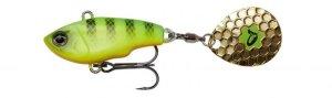 Savage Gear Wobler Fat Tail Spin Sinking Firetiger - 5,5cm 9g