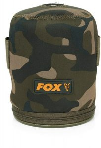 Fox Neoprenový návlek na kartuš Camo Gas cannister Cover