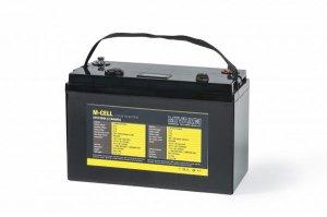 Mivardi Lithiová baterie M-CELL 24V 100Ah + 20A nabíječka