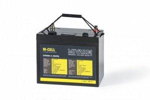 Mivardi Lithiová baterie M-CELL 24V 50Ah + 10A nabíječka