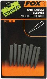 Fox Převleky proti zamotání Edges Tungsten Anti Tangle Sleeves Micro 8ks