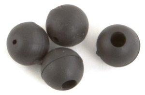 Fox Těžké gumové korálky Edges Tungsten Beads 5mm 15ks