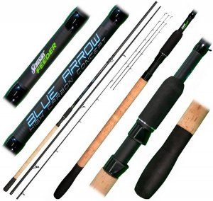 Sensas Prut Blue Arrow Feeder 3,6m Medium 50-90g