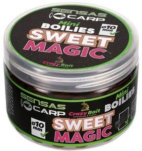 Sensas Mini Boilies Crazy 80g - Sweet Magic