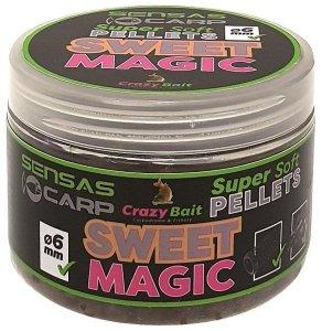 Sensas Pelety Super Soft 60g - Sweet Magic