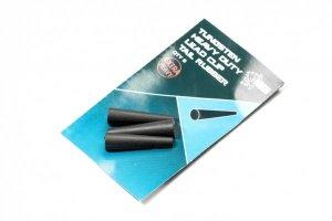 Nash Převleky Tungsten Heavy Duty Lead Clip Tail Rubber 8ks