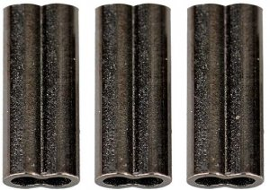 Savage Gear Double Barrel Crimps 50ks - 8mm ?1.2mm