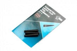 Nash Převleky Tungsten Lead Clip Tail Rubber 10ks