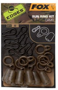 Fox Edges Camo Run Ring Kit 8ks