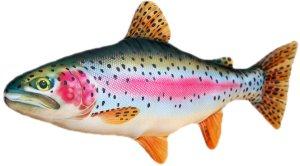Gaby Plyšová Ryba Pstruh duhový 62 cm