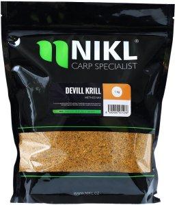 Nikl method mix 3 kg Devill Krill