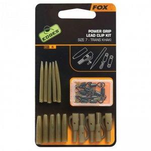Fox Sestava na montáž Power Grip Lead Clip Kit