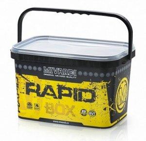 Mivardi Boilie Směs Rapid Champion Platinum B17 3 kg