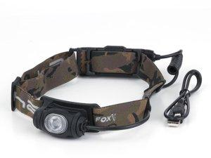 Fox Čelovka Halo AL350c Headtorch