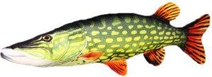 Gaby Plyšová Ryba Štika 80 cm