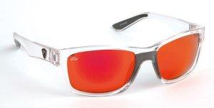 Fox Rage Polarizační Brýle Sunglasses Trans/Red/Grey