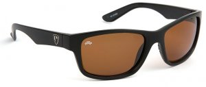 Fox Rage Polarizační Brýle Sunglasses Matt Black/Brown