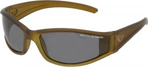 Savage Gear Brýle Plovoucí Polarized Sunglasses Dark Grey