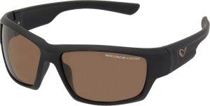 Savage Gear Brýle Plovoucí Polarized Sunglasses Amber