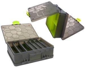 Matrix Kufřík Double Sided Feeder & Tackle Box