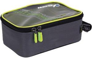 Matrix Pouzdro Pro Accessory Hardcase Bag Clear Top