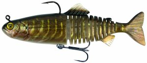 Fox Rage Gumová Nástraha Replicant Jointed Super Natural Pike 18 cm 80 g