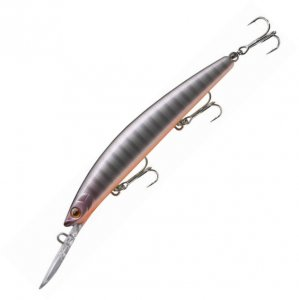 Daiwa Wobler TN Double Clutch 9,5 cm 12 g Purple Perch