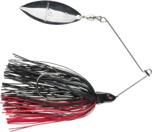 Daiwa Třpytka Prorex Willow Spinnerbait Black Devil 7 g