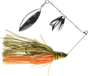 Daiwa Třpytka Prorex DB Spinnerbait Gold Perch 21 g